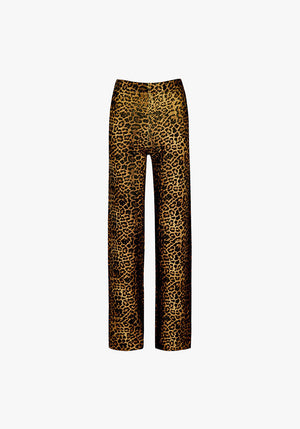 Jungle Pants Leopard Print