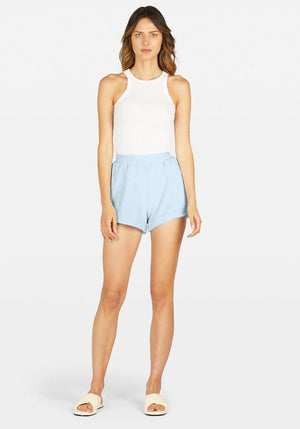 Fairweather Terry Short Ice Blue