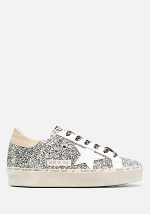 Hi Star Sneakers Silver/White/Incense