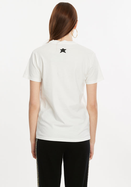 Jorden Eyes T-Shirt White
