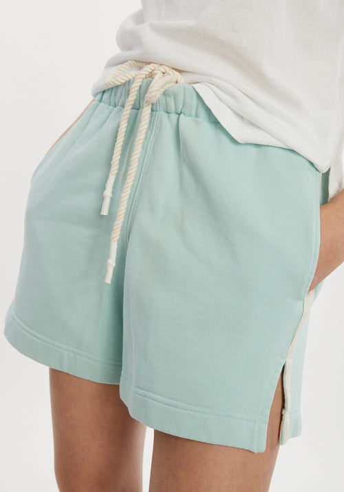 Fleece Cotton Short