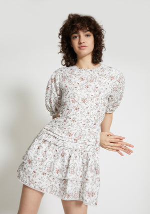 Haisley Mini Dress Floral