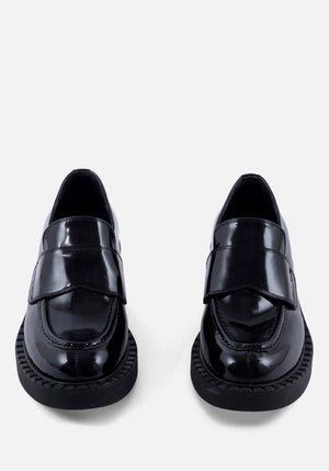 RILEY PATENT LOAFER