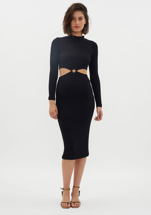 Banx Dress Black
