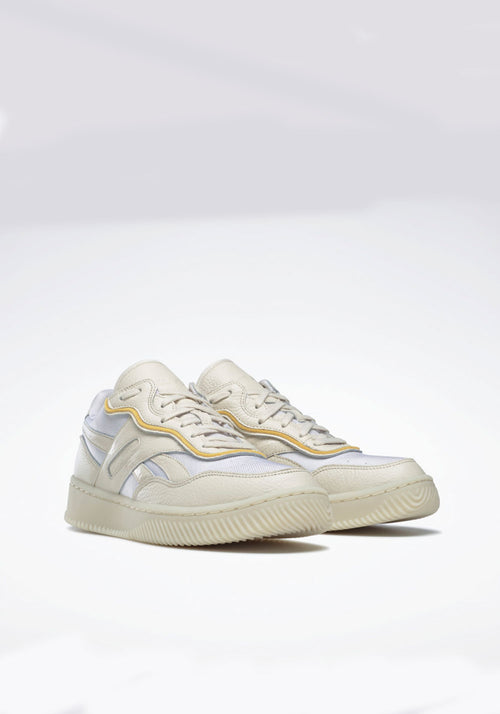 Dual Court ll Shoes Paper White