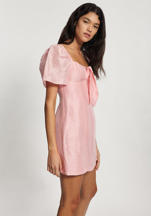 Emory Dress Pink Fizz