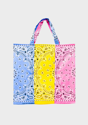 Bandana Trio Colour Bag Mix Yellow