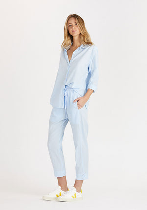 Beau Shirt Blue Wash