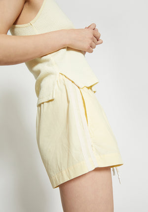 Tape Beach Short Lemon