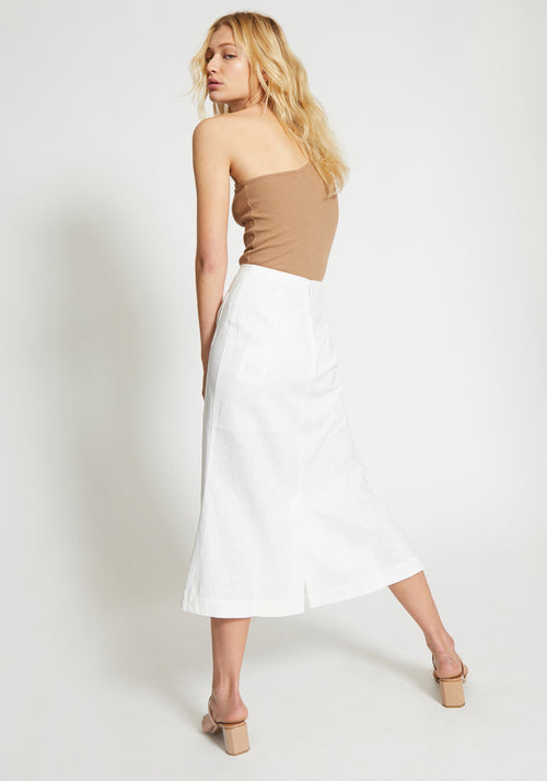 Galloway Flared Midi Skirt - Chosen By Tuchuzy - Tuchuzy