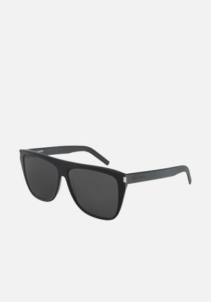 Slim Sunglasses Black