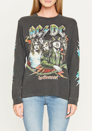 Acdc In Concert Long Sleeve