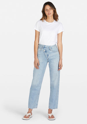 Criss Cross Upsized Jean Suburbia