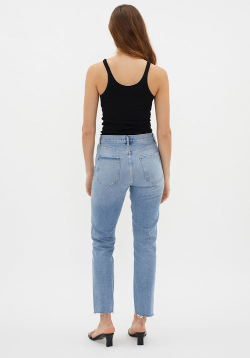 Remy High Rise Straight Jean Renewable