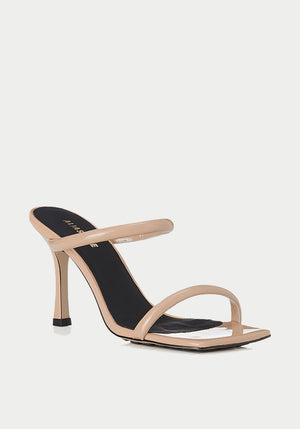 Lee Heel Natural Patent