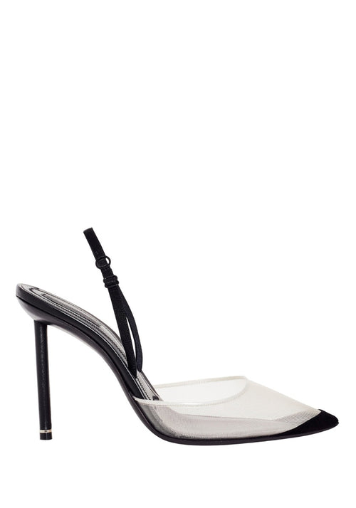 Alix High Heel Slingback Pump