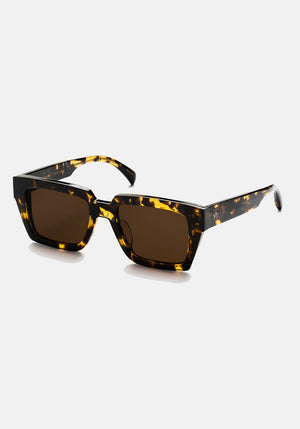 Lukie Sunglasses Seventies Tort