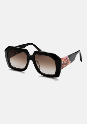 Maya Sunglasses Berry/Toffee