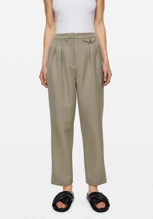 Mycah Trouser Green Khaki