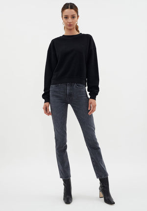 Reed Sweatshirt Black