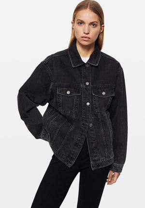 Rory Jacket Vintage Black
