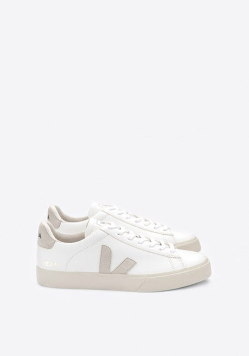 Campo Sneaker Natural/White
