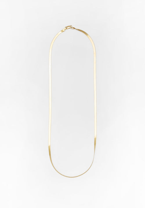 Halley Necklace Gold