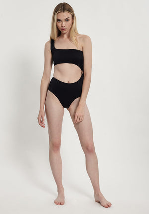 Zander Asymmetrical One Piece