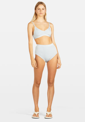 Elodie Knit Brief Baby Blue