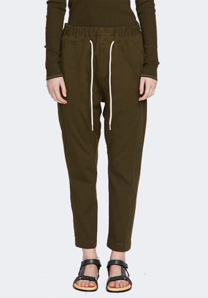 Double Jersey Relaxed Pant II Junpier
