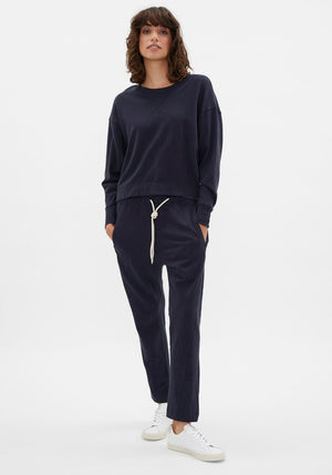 French Terry Relaxed Pant