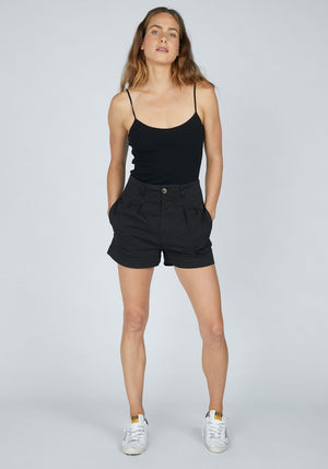 Workwear Mini Short Black