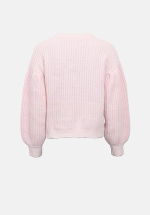 Cerra Sweater Cradle Pink