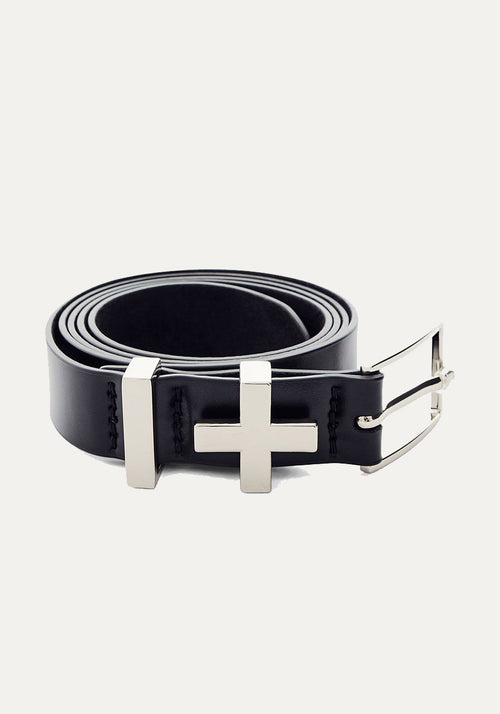 Brooklyn Belt Silver
