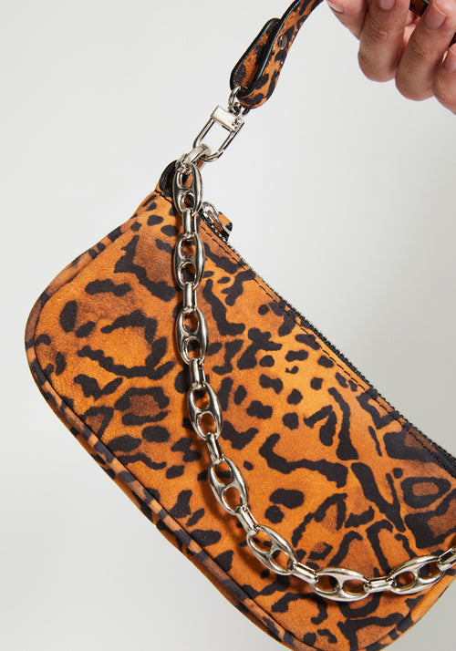 Mini Rachel Bag Leopard