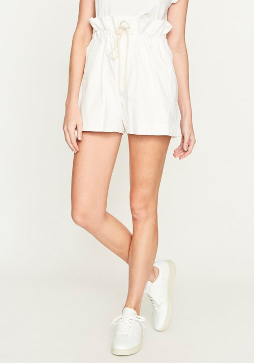 Canvas Paper Bag Relaxed Short