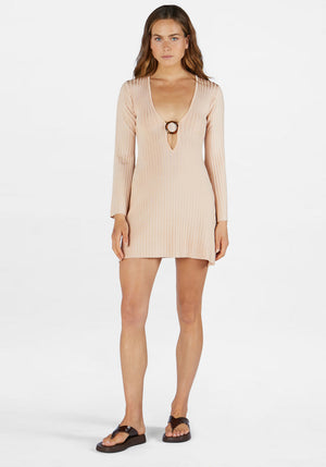 Ana Mini Dress Sand