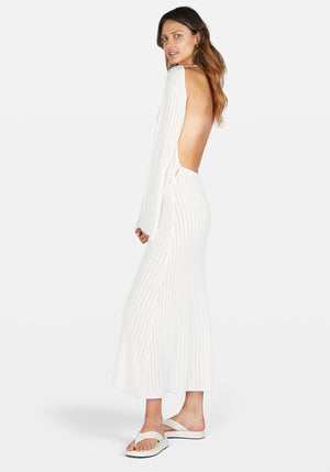 Bella Maxi Dress Ivory