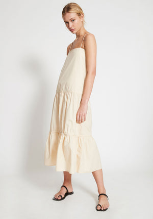 CITADELLE TIERED MAXI DRESS