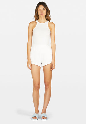 Fairweather Terry Short White