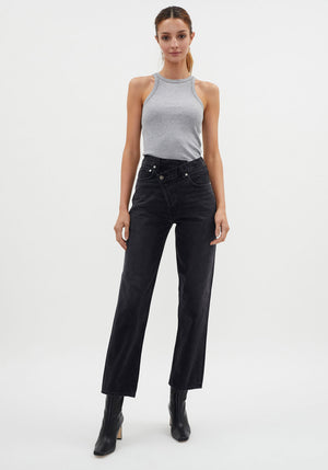 Australian Exclusive | Criss Cross Upsized Jean Savage