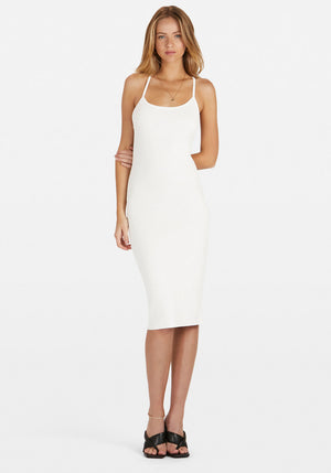 Louie Dress Ivory