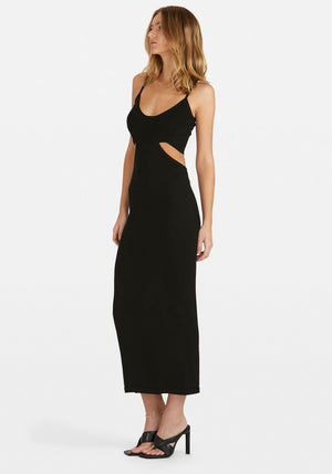 Lucie Dress Black