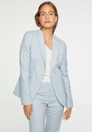 Nova Wool Blazer Blue