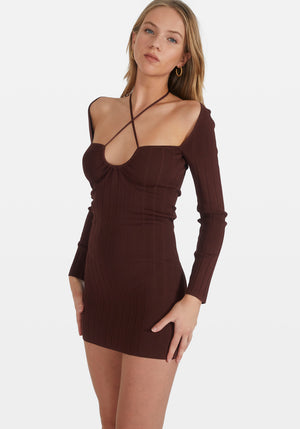 RHODES LONG SLEEVE DRESS
