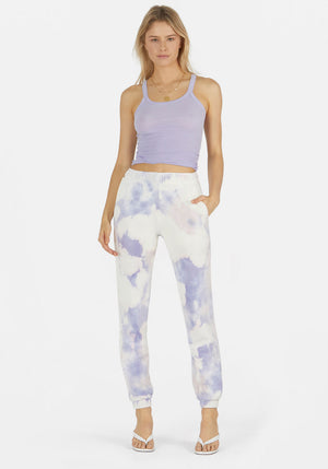 Brooklyn Sweatpant Lilac Blast