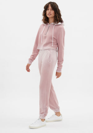 Brooklyn Sweatpant Vintage Rose