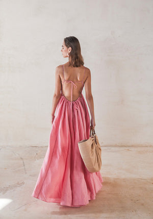 Bella Dress Pink