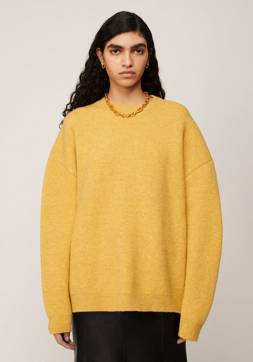 Junia Sweater Yellow