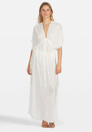 Gracie Kaftan White
